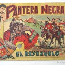 Tebeos: PANTERA NEGRA Nº 7, 9, 12 Y 53. Lote 95393759