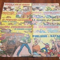 Tebeos: SUELTOS PREGUNTAR - PEQUEÑO LUCHADOR BUEN ESTADO VALENCIANA DESCRIPCION. Lote 95508811