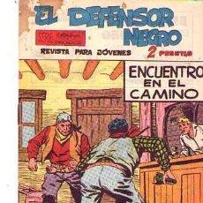 Tebeos: EL DEFENSOR NEGRO (MAGA) Nº 29. Lote 95666907