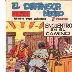 Tebeos: EL DEFENSOR NEGRO (MAGA) Nº 29. Lote 95666955
