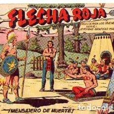 Tebeos: FLECHA ROJA (MAGA) Nº 44. Lote 95957843