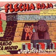 Tebeos: FLECHA ROJA (MAGA) Nº 47. Lote 95957907