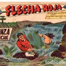Tebeos: FLECHA ROJA (MAGA) Nº 56. Lote 95958059