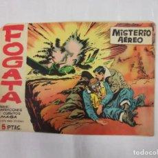 Tebeos: TEBEO - FOGATA - MAGA - Nº 4 - ORIGINAL. MISTERIO AEREO. TDKC16. Lote 46626250