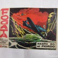 Tebeos: TEBEO - FOGATA - MAGA - Nº 5 - ORIGINAL. ASALTO EN EL FIORDO. TDKC16. Lote 46626257