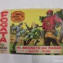 Tebeos: TEBEO - FOGATA - MAGA - Nº 14 - ORIGINAL. EL SECRETO DEL RADAR Y OBJETIVO POLONIA. TDKC16. Lote 46626416