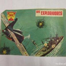 Tebeos: ESPIA SERIE METEORO MAGA ORIGINAL - Nº 14 - LOS EXPLORADORES. TDKC16. Lote 48598838
