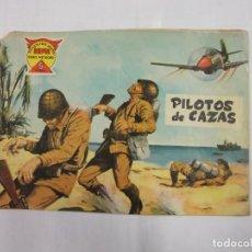 Tebeos: ESPIA SERIE METEORO MAGA ORIGINAL - Nº 19 - PILOTOS DE CAZAS. TDKC16. Lote 48598871