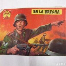 Tebeos: ESPIA SERIE METEORO MAGA ORIGINAL - Nº 34 -. EN LA BRECHA. TDKC16. Lote 48599080