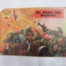 Tebeos: ESPIA SERIE METEORO MAGA ORIGINAL - Nº 45. EL PESO DEL MANDO. TDKC16. Lote 48599231