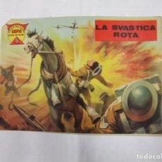 Tebeos: ESPIA SERIE METEORO MAGA ORIGINAL - Nº 48. LA SVASTICA ROTA. ESVASTICA. TDKC16. Lote 48599327