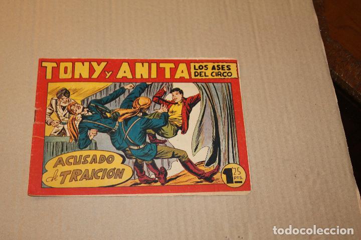 TONI Y ANITA Nº 83, EDITORIAL MAGA (Tebeos y Comics - Maga - Tony y Anita)