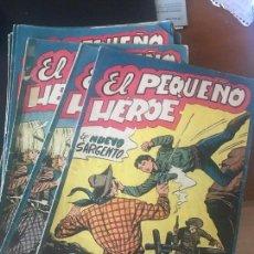 Tebeos: PEQUEÑO HEROE LOTE DE 103 NUMEROS . Lote 97136011