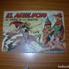 Tebeos: EL AGUILUCHO Nº 12 EDITA MAGA . Lote 97873219