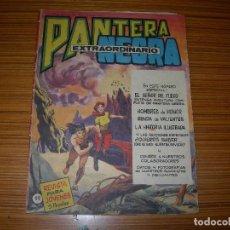 Tebeos: PANTERA NEGRA REVISTA Nº 19 EDITA MAGA . Lote 97875147