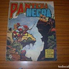 Tebeos: PANTERA NEGRA REVISTA Nº 21 EDITA MAGA . Lote 97875423