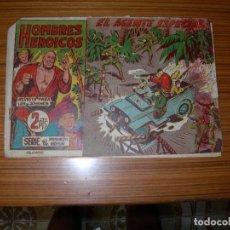 Tebeos: HOMBRES HEROICOS Nº 15 EDITA MAGA . Lote 97876547
