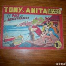 Giornalini: TONY Y ANITA Nº 105 EDITA MAGA. Lote 98742223