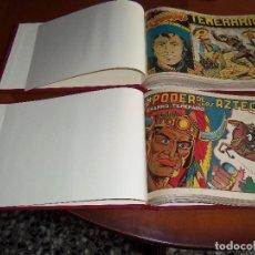Tebeos: EL CHARRO TEMERARIO-COLECCIÓN ORIGINAL COMPLETA--. Lote 98805623