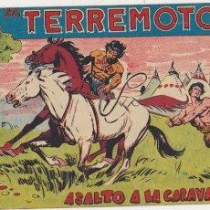 Tebeos: DAN BARRY EL TERREMOTO Nº 60. MAGA 1954.. Lote 99242611