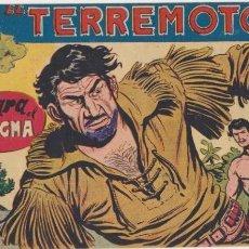 Tebeos: DAN BARRY EL TERREMOTO Nº 37. MAGA 1954.. Lote 99246447