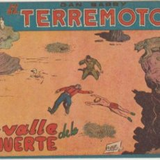 Giornalini: DAN BARRY EL TERREMOTO Nº 16. MAGA 1954. . Lote 99276467
