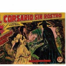 Livros de Banda Desenhada: EL CORSARIO SIN ROSTRO Nº 5 ORIGINAL -MUY BUENO-. Lote 99681839