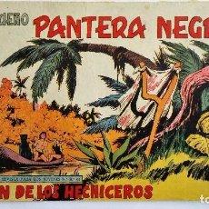 Tebeos: TEBEO PEQUEÑO PANTERA NEGRA Nº 146, AÑO 1958, EDITORIAL MAGA. Lote 100135679