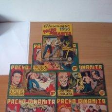 Giornalini: PACHO DINAMITA - MAGA ORIGINALES- ALMANAQUE 1956 Y TEBEOS. Lote 100306898