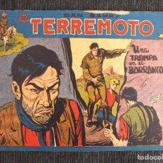 Tebeos: DAN BARRY Nº 50 ORIGINAL EDITORIAL MAGA. Lote 110370436