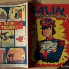 Tebeos: MAGA,- UN GRAN LOTE DE BALIN FOTOS UNITARIAS INCLUIDO EL ALMANAQUE. Lote 101062839