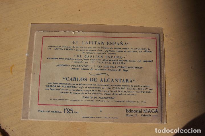 Tebeos: Maga,- un gran lote de balin fotos unitarias INCLUIDO EL ALMANAQUE - Foto 4 - 101062839