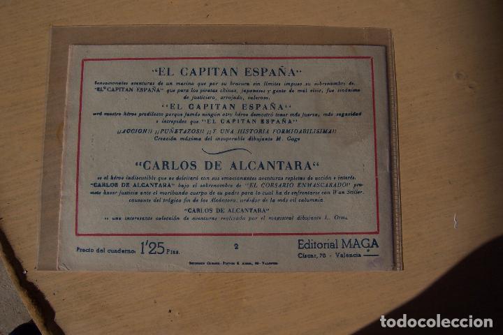 Tebeos: Maga,- un gran lote de balin fotos unitarias INCLUIDO EL ALMANAQUE - Foto 6 - 101062839