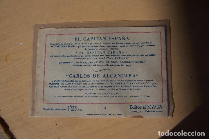 Tebeos: Maga,- un gran lote de balin fotos unitarias INCLUIDO EL ALMANAQUE - Foto 8 - 101062839