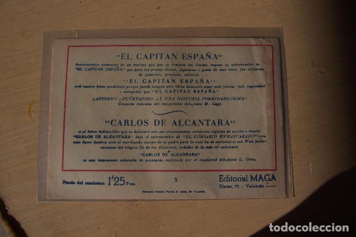 Tebeos: Maga,- un gran lote de balin fotos unitarias INCLUIDO EL ALMANAQUE - Foto 10 - 101062839