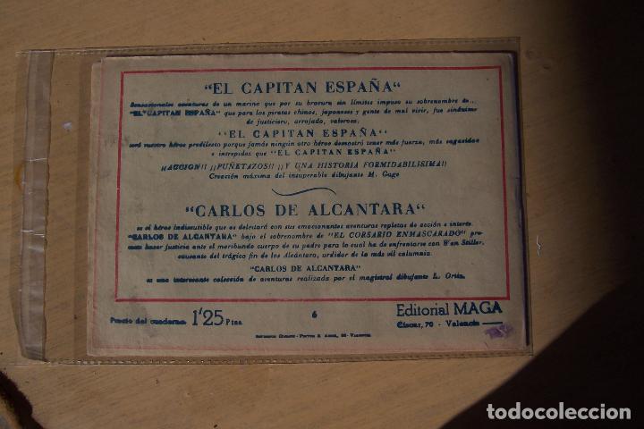 Tebeos: Maga,- un gran lote de balin fotos unitarias INCLUIDO EL ALMANAQUE - Foto 12 - 101062839