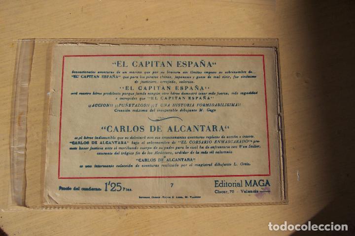 Tebeos: Maga,- un gran lote de balin fotos unitarias INCLUIDO EL ALMANAQUE - Foto 14 - 101062839