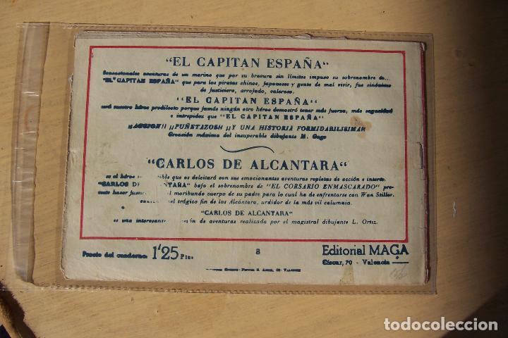 Tebeos: Maga,- un gran lote de balin fotos unitarias INCLUIDO EL ALMANAQUE - Foto 16 - 101062839