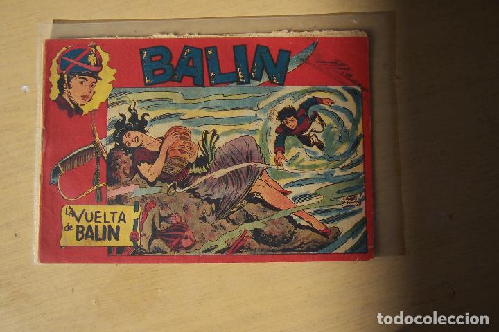 Tebeos: Maga,- un gran lote de balin fotos unitarias INCLUIDO EL ALMANAQUE - Foto 17 - 101062839