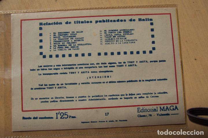 Tebeos: Maga,- un gran lote de balin fotos unitarias INCLUIDO EL ALMANAQUE - Foto 34 - 101062839