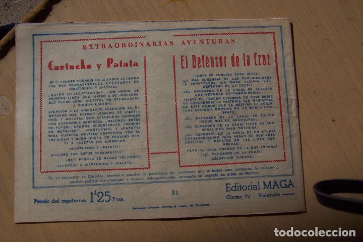 Tebeos: Maga,- un gran lote de balin fotos unitarias INCLUIDO EL ALMANAQUE - Foto 42 - 101062839
