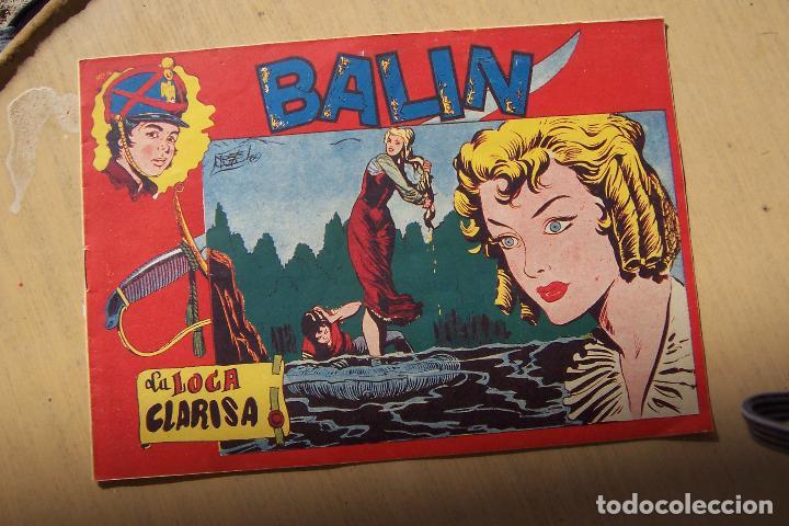 Tebeos: Maga,- un gran lote de balin fotos unitarias INCLUIDO EL ALMANAQUE - Foto 45 - 101062839