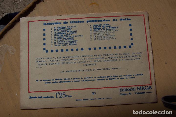 Tebeos: Maga,- un gran lote de balin fotos unitarias INCLUIDO EL ALMANAQUE - Foto 46 - 101062839