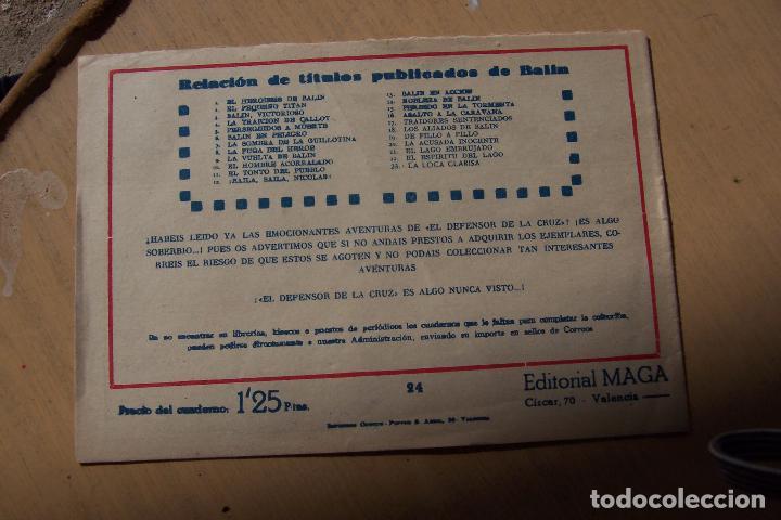 Tebeos: Maga,- un gran lote de balin fotos unitarias INCLUIDO EL ALMANAQUE - Foto 48 - 101062839