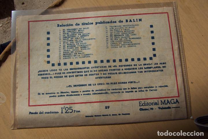 Tebeos: Maga,- un gran lote de balin fotos unitarias INCLUIDO EL ALMANAQUE - Foto 52 - 101062839