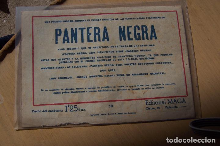 Tebeos: Maga,- un gran lote de balin fotos unitarias INCLUIDO EL ALMANAQUE - Foto 54 - 101062839