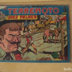 Giornalini: MAGA DAN BARRY EL TERREMOTO Nº 12. Lote 101074395