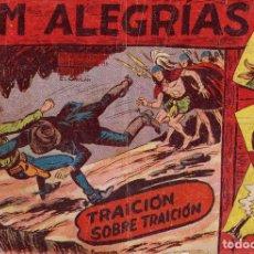Tebeos: ORIGINAL-JIM ALEGRÍAS. NÚMERO 21. Lote 101123247