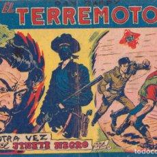 Tebeos: ORIGINAL-DAN BARRY EL TERREMOTO. NÚMERO 32. Lote 101131519