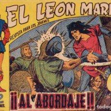 Tebeos: ORIGINAL - EL LEÓN MARINO. NÚMERO 8. MUY BUEN ESTADO. Lote 285302913